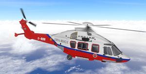 Helicoptero de Airbus
