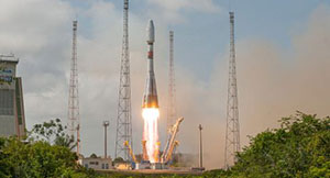 Último lanzamiento de Arianespace
