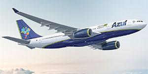 Aerolínea Azul