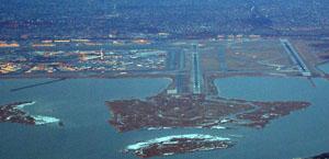 Aeropuerto JFK. Fuente: ERIC SALARD