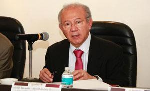 Ministro mexicano