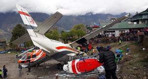 Accidente de Nepal