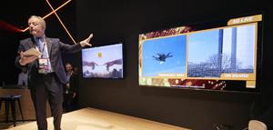 Dron Samsung