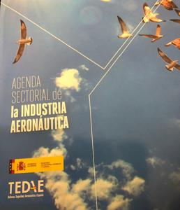 Agenda sectorial de la industria aeronáutica