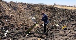 Accidente de Ethiopian Airlines