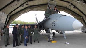 F-18 Lituania